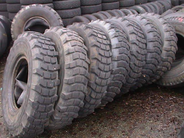 pneu agricole 7x16